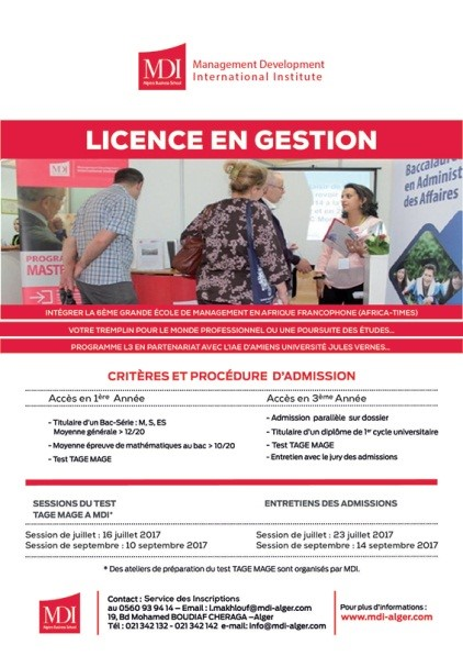 licence_gestion