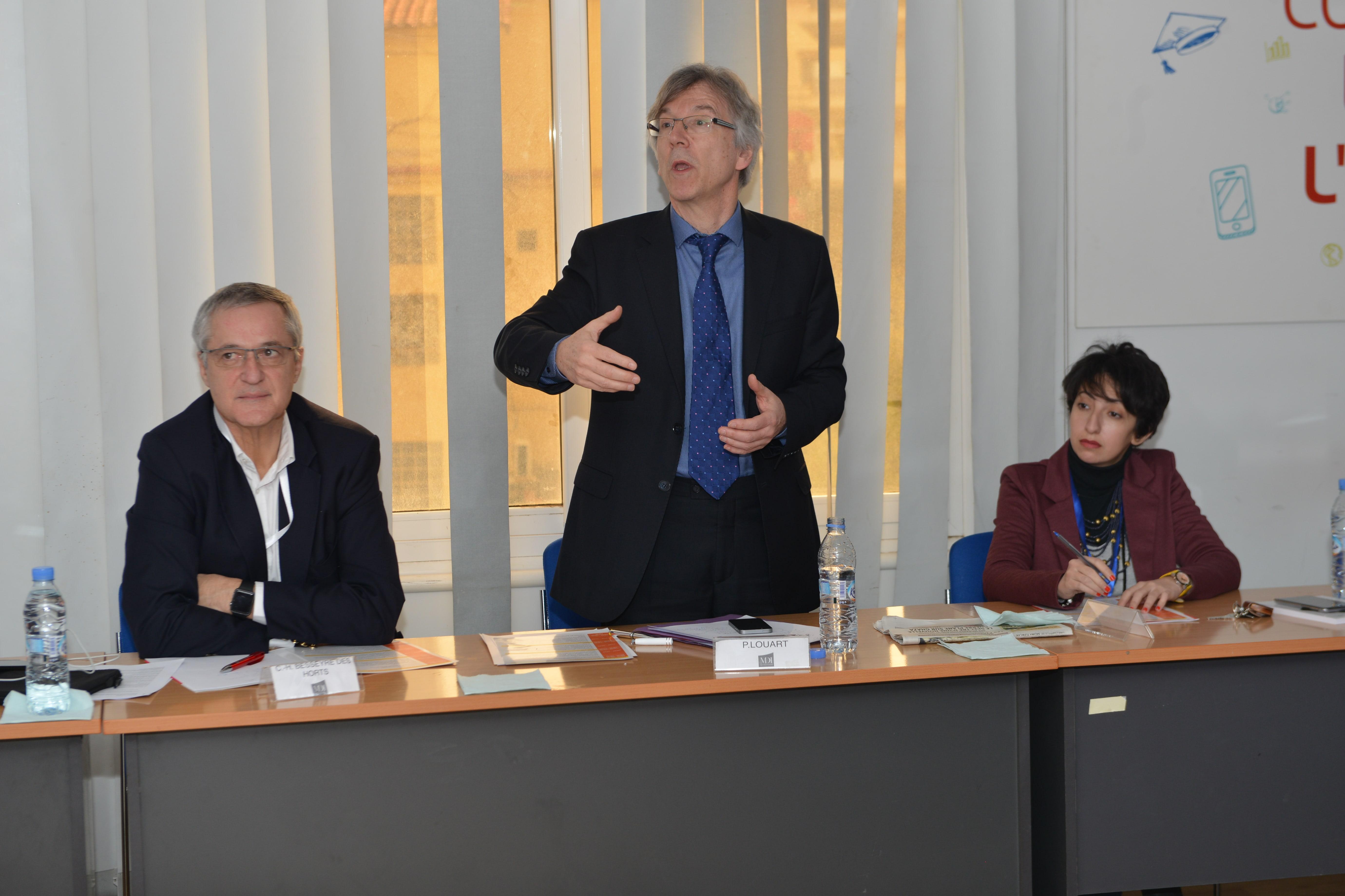 Le 14ème symposium international de MDI