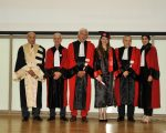 cérémonie de remise des diplômes Master