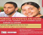 Pour la rentrée universitaire 2020/2021, MDI organise des journées « Portes Ouvertes en Ligne »