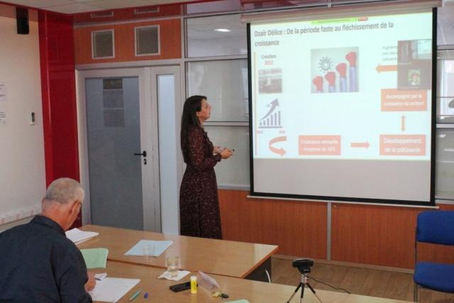 15ème promotion MBA.IP  EXECUTIVE : Soutenance des projets de fin de formation